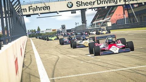 2021 Lotus 79 Race 1