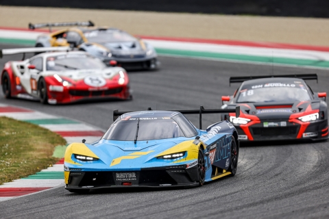 2021 Hankook 12H MUGELLO - Winner GTX 800pix