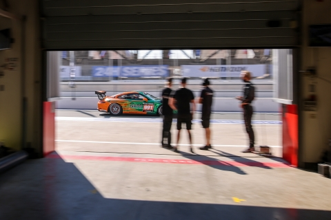 2021 Hankook 24H DUBAI - Winner 991