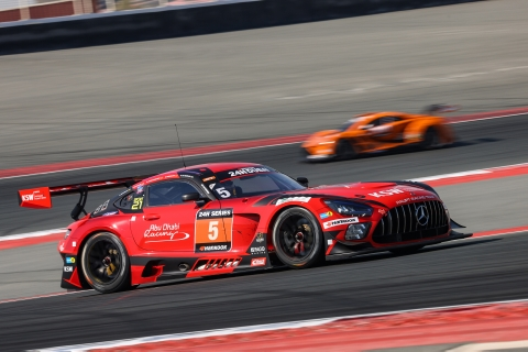 2021 Hankook 24H DUBAI - Winner GT3-AM