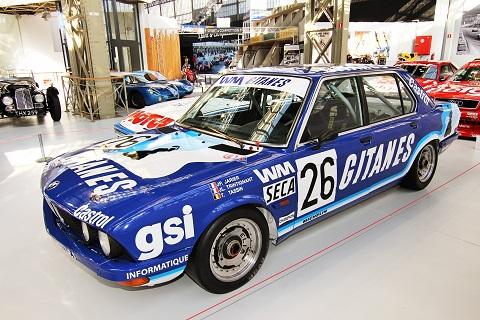2021 Gitanes BMW