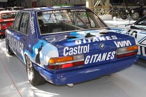 2021 Waterloo Gitanes BMW