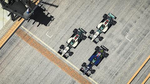 Finish Indy