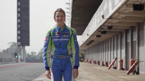 1 Heus Credits MP Motorsport