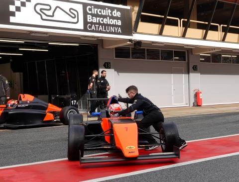 2 Heus Credits MP Motorsport