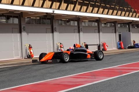 3 Heus Credits MP Motorsport