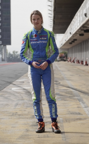 4 Heus Credits MP Motorsport
