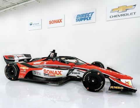 2021 Ed Carpenter Racing