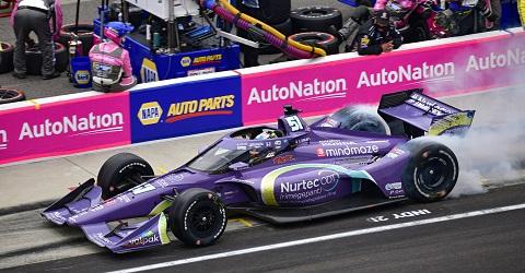 2021 Grosjean 1 Indy GP