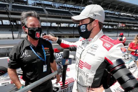 210115 Indycar Marco Andretti