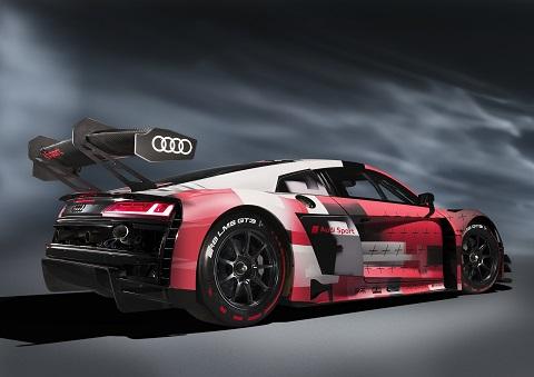 2021 Audi Evo 2