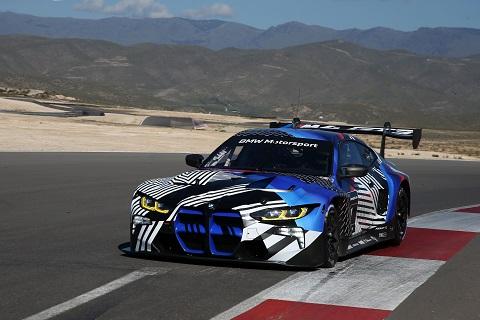 2021 BMW M4 GT3 2