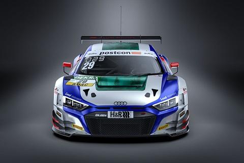 2021 Land Motorsport 2