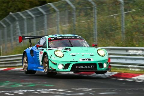 2021 Falken Porsche