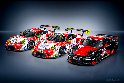 2021 Frikadelli Racing
