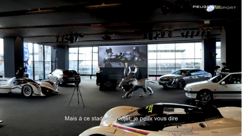 210208 Peugeot Welcome