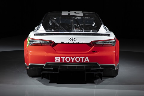 Next-Gen-Toyota-TRD-Camry-Rear