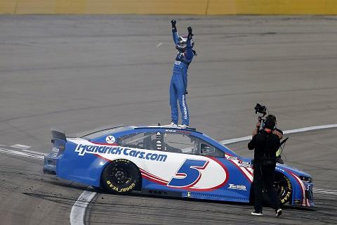 2021 Larson winnaar