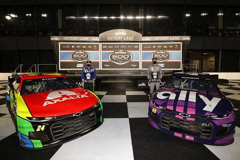 2020 Hendrick Motorsports