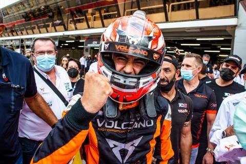 2021 TCR Europe Barcelona Race 1 96 Mikel Azcona 71