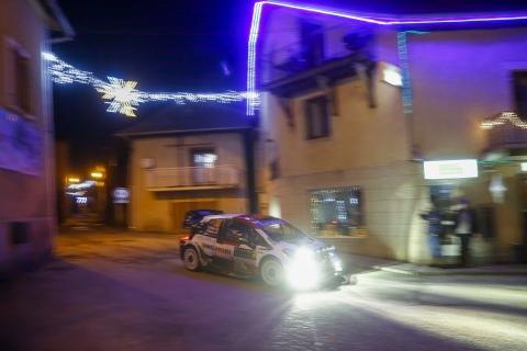 WRC 2021 Rd1. 201Evans