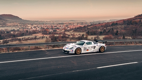 Carrera GT 5