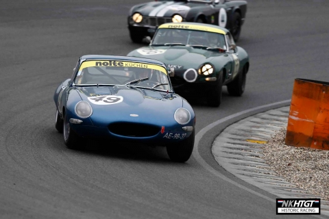 Roland Zoomers and Ed van Dijk Jaguar E-types